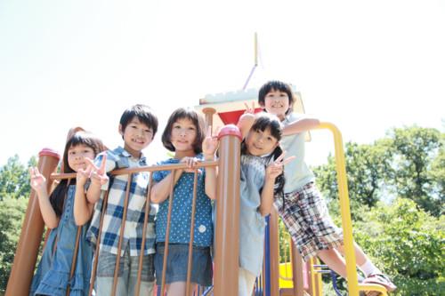 日本人子供 遊ぶ