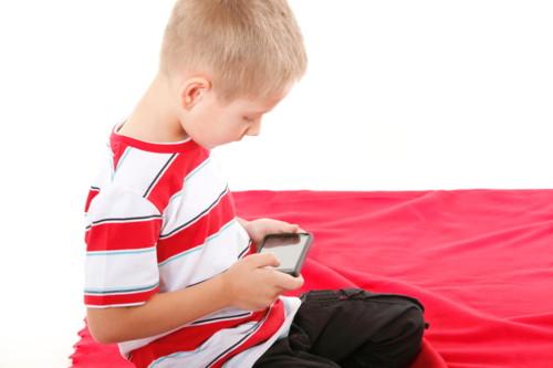 子供 テレビゲーム