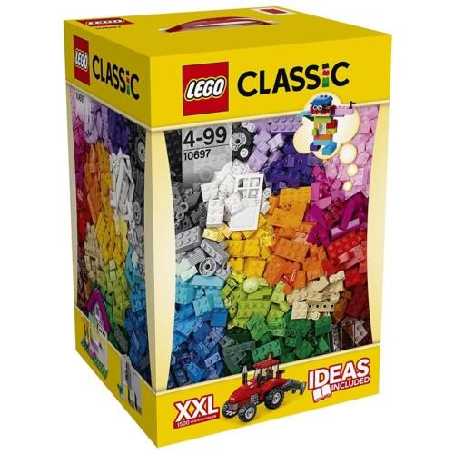 トイザらス限定 レゴ クラシック 10697 アイデアパーツ<XXL>