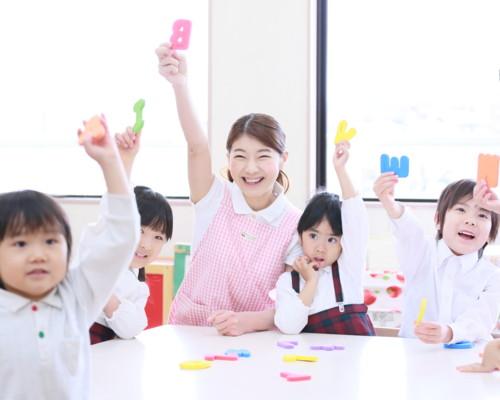 幼稚園の授業