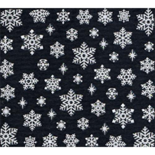 ネイルシール 雪の結晶