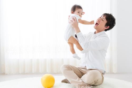 パパ 赤ちゃん