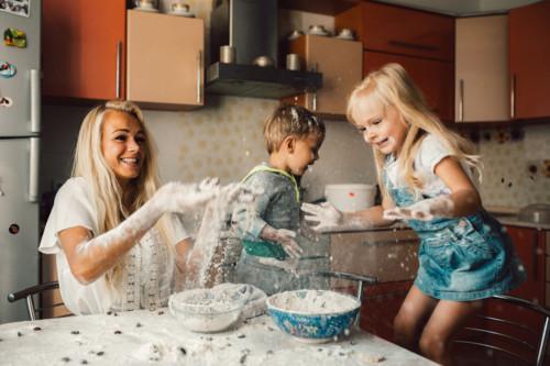 子供 キッチン