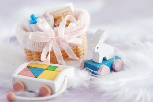出産祝いのプレゼント