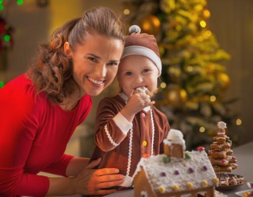 クリスマスケーキ 子供
