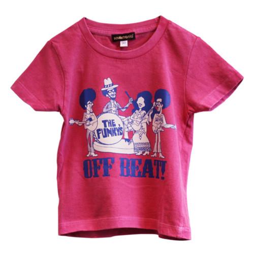 SoulsmaniaKids [ソウルズマニアキッズ] / Off Beat T-shirt [半袖Tシャツ] 90cm 100cm 110cm 120cm 130cm