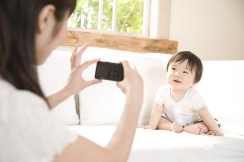 撮影 赤ちゃん