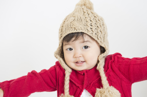 1歳 日本
