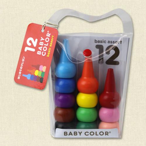 ベビーコロール 12色