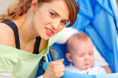 ママ 赤ちゃん 心配