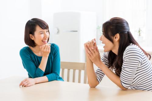 友達 女性 日本人