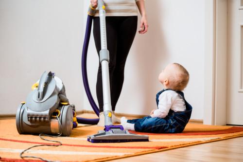 赤ちゃん 掃除
