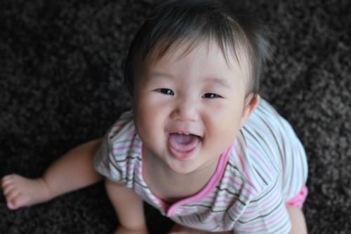 赤ちゃん 歯