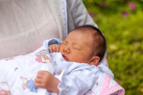 赤ちゃん 退院