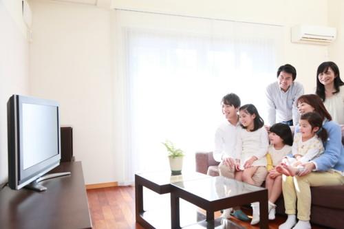 テレビ 日本人