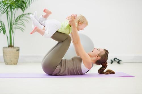 赤ちゃん 体操