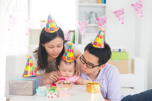 赤ちゃん 誕生日