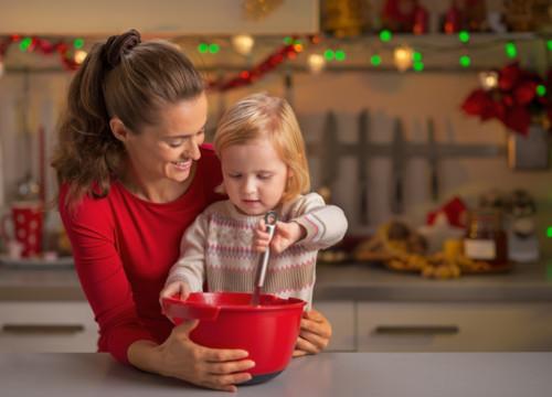 クリスマス手作りご飯