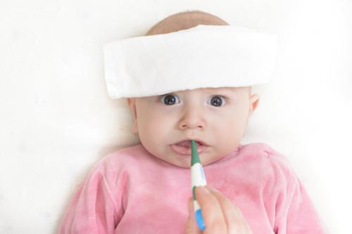 赤ちゃん 発熱