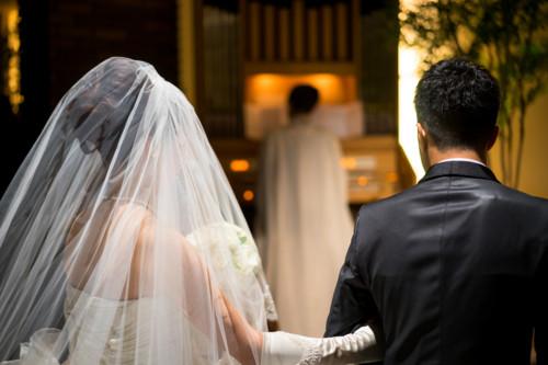 女性 結婚式