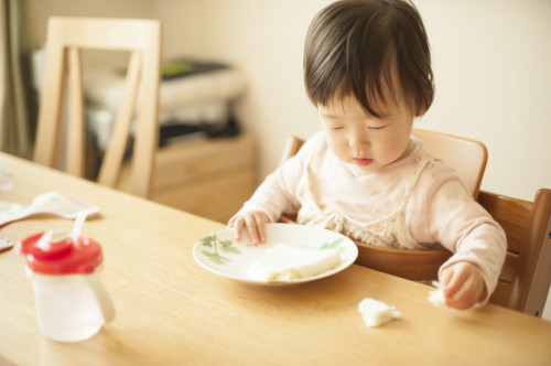 赤ちゃん 女の子 日本人