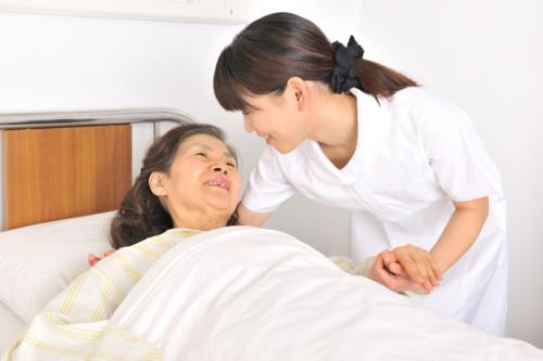 祖母 入院