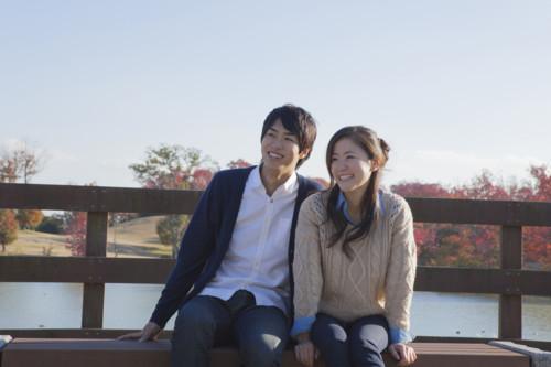 夫婦 デート 日本人