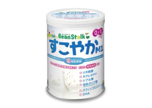 ビーンスタークの粉ミルク「すこやか」
