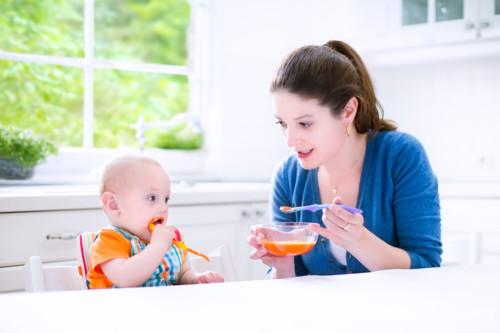 きゅうりを使った離乳食レシピ