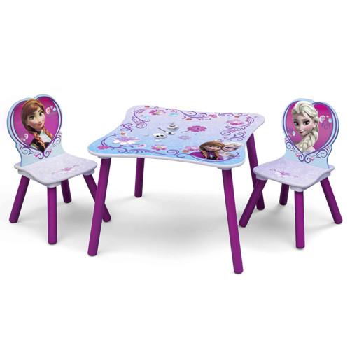 アナと雪の女王 キッズテーブル&チェア