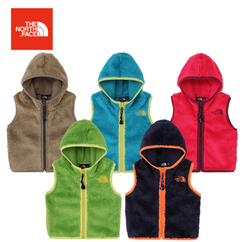 THE NORTH FACE ノースフェイスBABY FLEECE VEST
