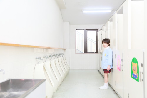 子供 トイレ