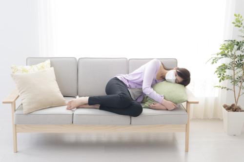 生理前はめまいを起こしやすい?