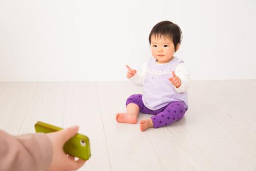 赤ちゃん 携帯