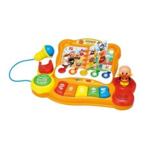 ベビラボ アンパンマン おうちではじめる音楽教室(おもちゃ)