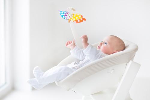 ほとんどの胎便吸引症候群は予後が良好!