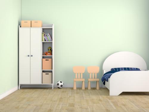 寝室はベッドの向きで健康運がアップ