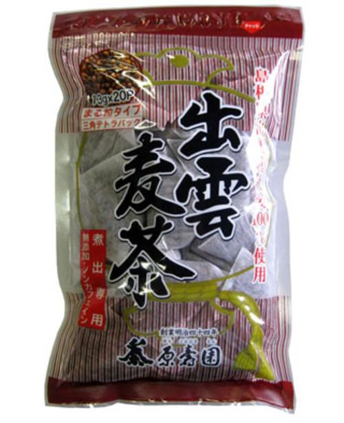 島根県産二条大麦100%