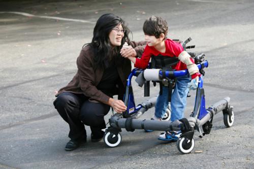小児麻痺のリハビリ方法