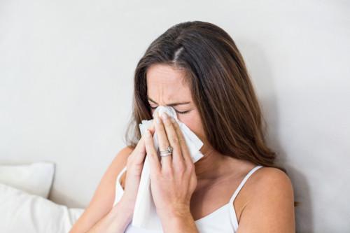 妊婦 花粉