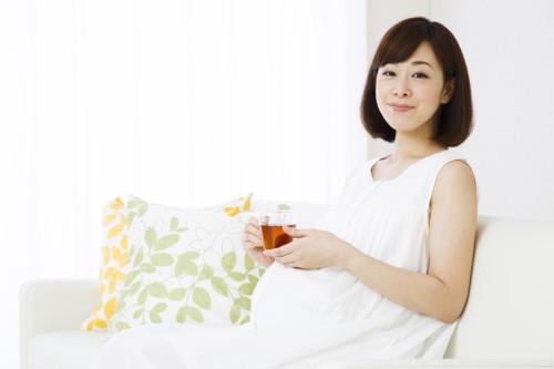 妊婦 お茶