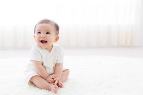 笑顔 赤ちゃん