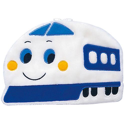【マルカ】 新幹線 湯たんぽセット(本体+湯たんぽ袋)