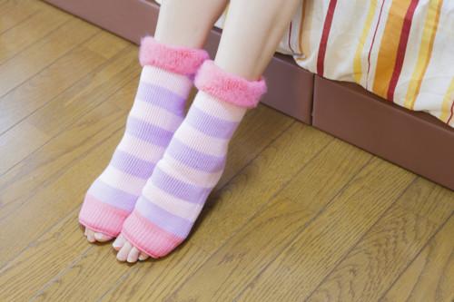 温かい 靴下