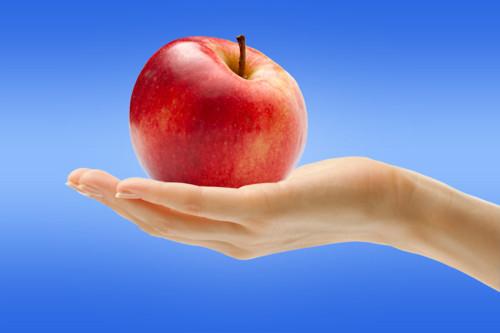 りんご 料理