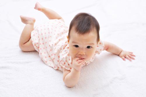 赤ちゃん 6ヶ月