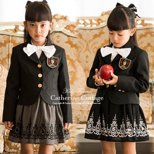 入学式スーツ 女の子 キャサリンコテージ