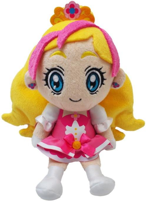 Go! プリンセスプリキュア キュアフレンズぬいぐるみ キュアフローラ