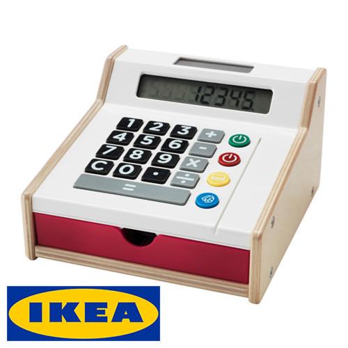 IKEA  DUKTIG おままごと用 レジ