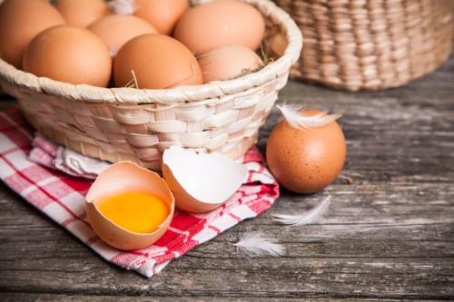 卵のコレステロールが女性ホルモンを増やす!?